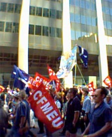 Heavies from the CFMEU