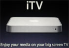 [Apple media centre, code name iTV; note that Creative Commons licence does not apply to this image]