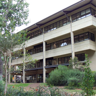 [Building 18, the library, at ECU Joondalup]