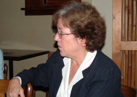 Carmen Lawrence at Notre Dame Uni